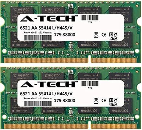 8GB Kit Memory RAM Upgrade for Toshiba Satellite L655-S5096 2x4GB