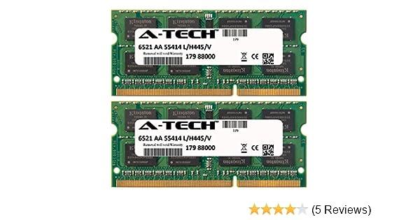 4GB KIT 2 x 2GB Dell Latitude E4300 E4310 E5410 E5510 PC3-8500 Ram Memory