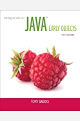Starting Out with Java: Early Objects (2-downloads) Kindle Edition