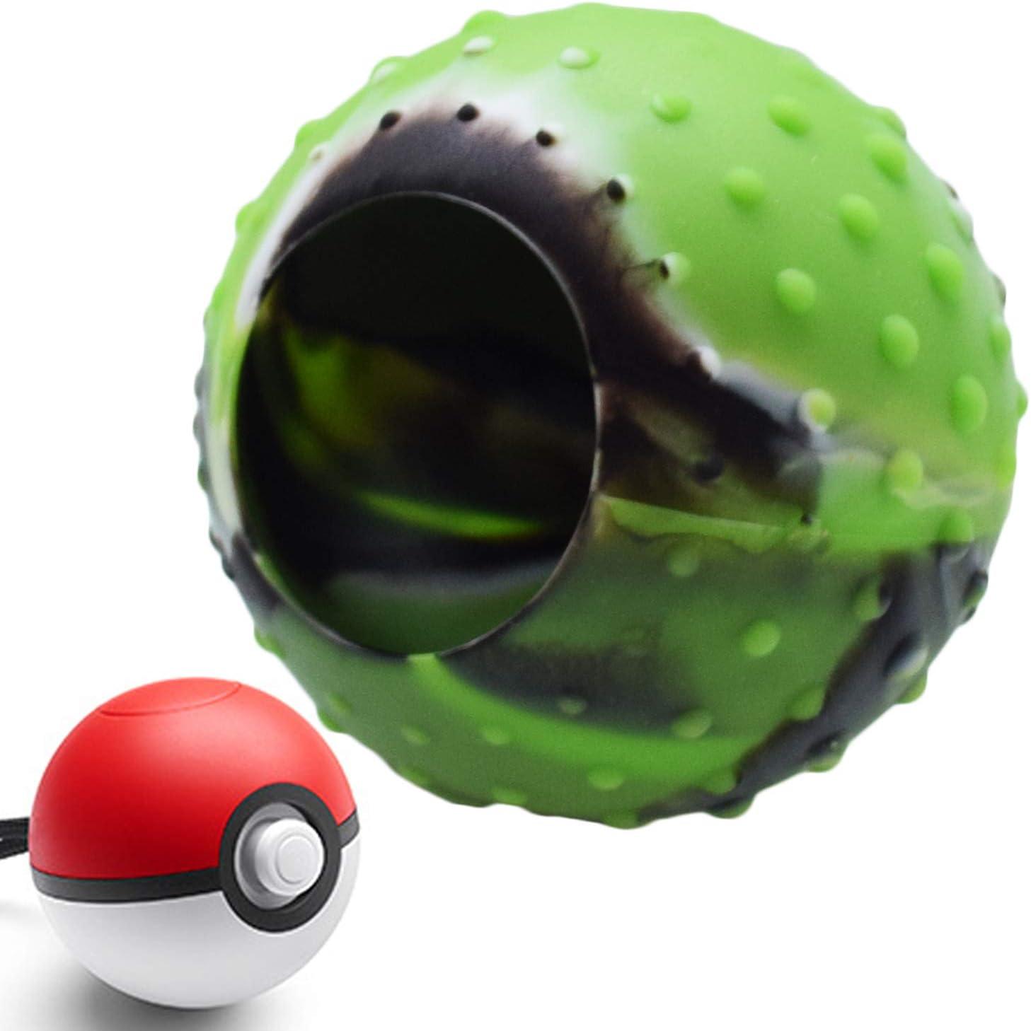 Cubierta de Piel para Nintendo Switch Poke Ball Plus Controller ...