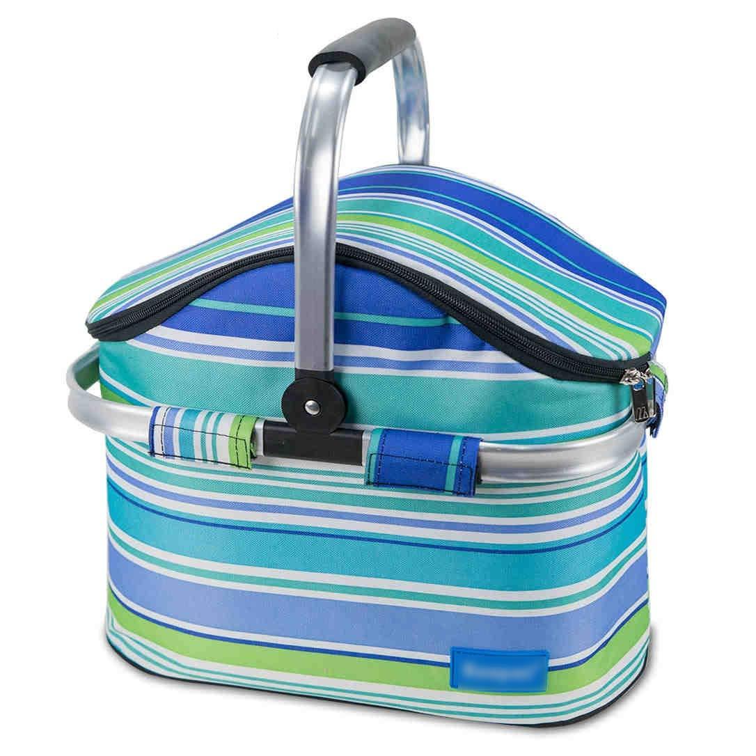 Picknicktaschen Picknick-Tasche Oxford Tuch Wasserdicht Und Verschleißfest Outdoor-Picknickkorb Isolationsbox Eisbeutel Isolationsbeutel Isolationsbeutel Auto Eisbeutel Cool Frisch Paket B07NRMF2RP       Berühmter Laden