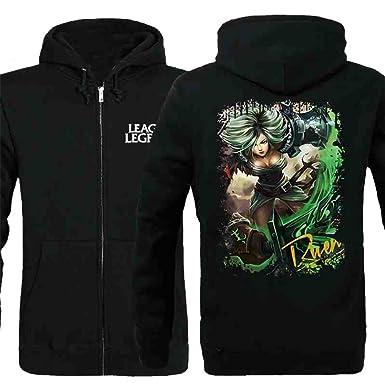 League Kapuzenjacke Pullover Lol Legends Of Hoodie Immortra N0w8vnm