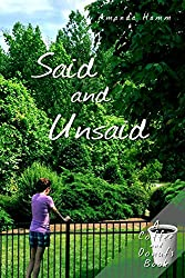 Said and Unsaid (Coffee and Donuts Book 1)
