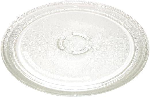 Amazon.com: Whirlpool microondas placa de vidrio ...