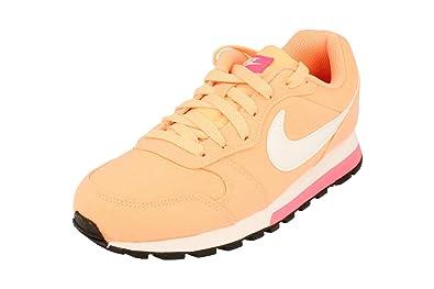 billig Nike Damen Wmns MD Runner 2 Eng Mesh Laufschuhe, Grau
