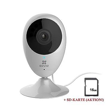 Leicke ezviz c2 C HD Indoor Cámara WiFi | Vigilancia | de comunicación a través de