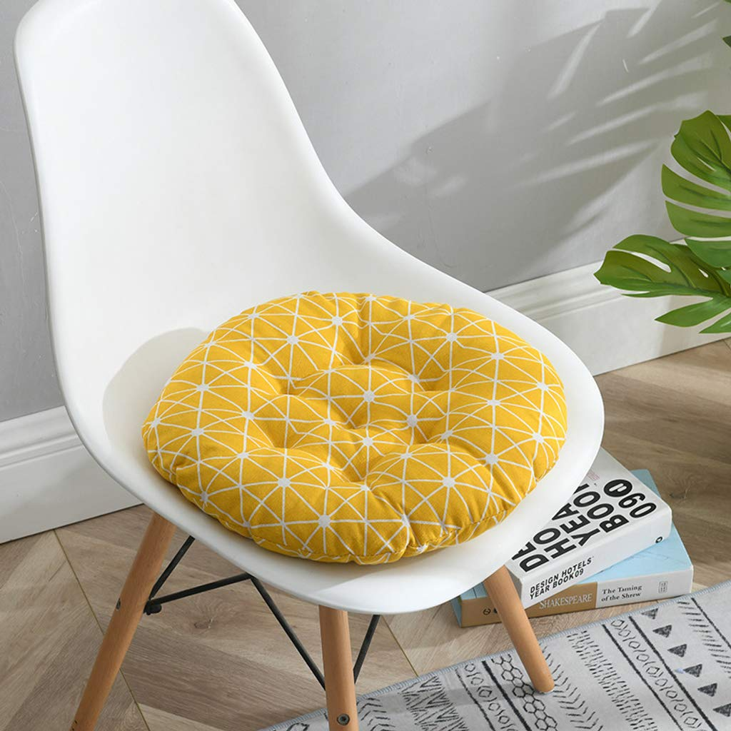 Set Chair Cushions For Indoor And Outdoor Use 100 Cotton Materials A Big Variety Of Colors Cusion For Garden Kitchen 40x40cm 15 7x15 7in Al Amazon In Home Kitchen