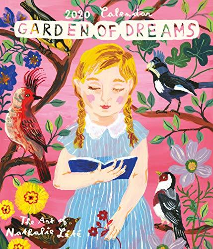 Garden of Dreams Wall Calendar 2020 (Painting Wall Artist)