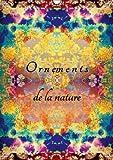 Ornements De La Nature 2018: Photographies D'ornements De Fleurs Translucides (Calvendo Art) (French Edition)