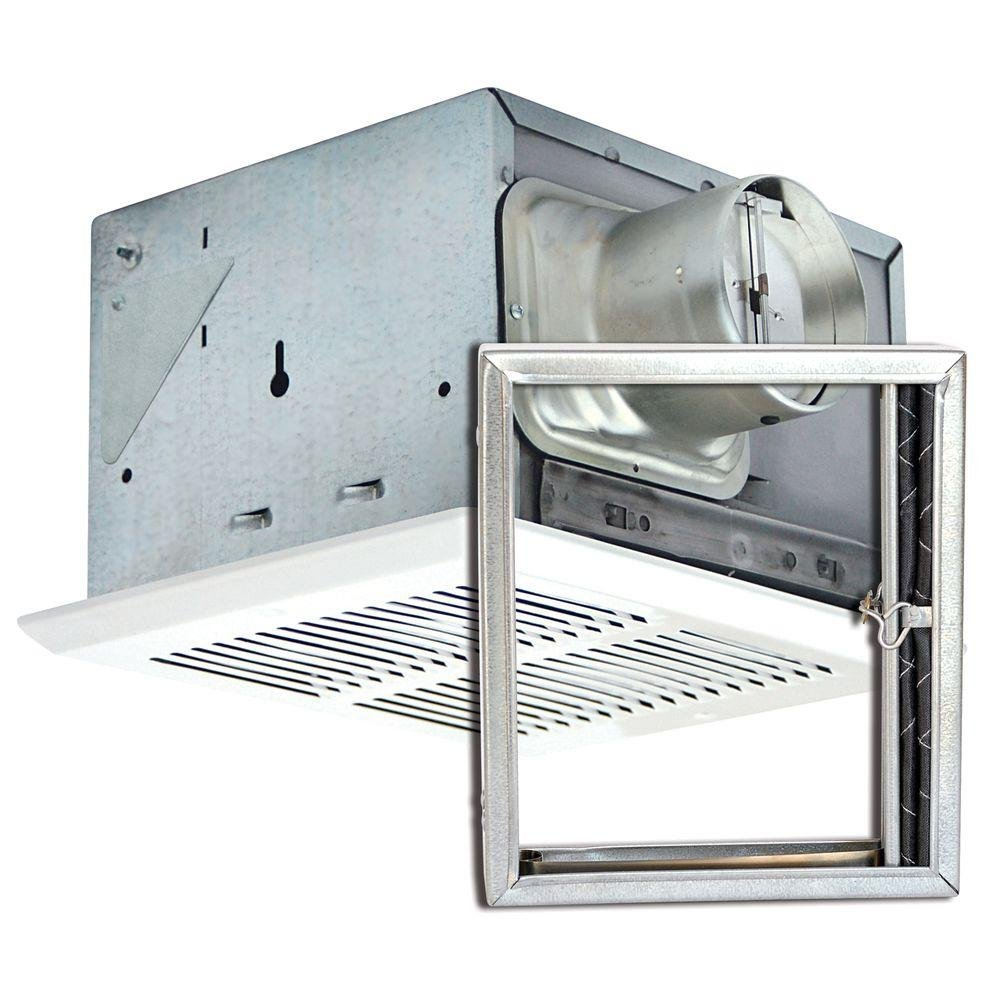 Air King FRAK90 Energy Star Qualified Fire-Rated Quiet Exhaust Bath ...