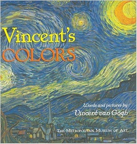 Read Vincent's Colors PDF
