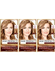 L'Oréal Paris Age Perfect Permanent Hair Color, 7G Dark...