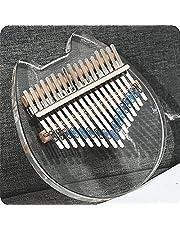 FANZI Kalimba - Piano para pulgar (17 teclas)