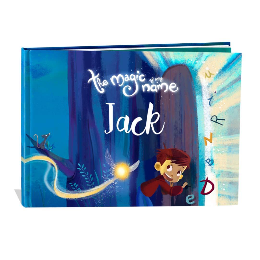Personalised Children's Books - The Magic of My Name | My Magic Story