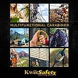KwikSafety Annex | N-252G TRCP Steel Carabiner