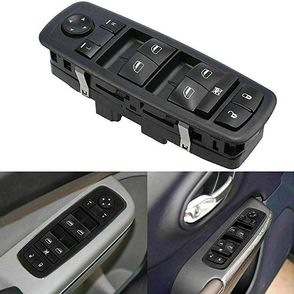 Front Left Master Power Window Switch Fit for Chrysler Town /& Country 2008-2009