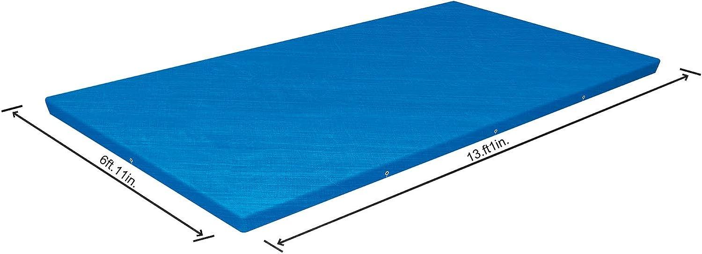 Bestway - Pisc.Cobertor Piscina Rect.410x226cm.