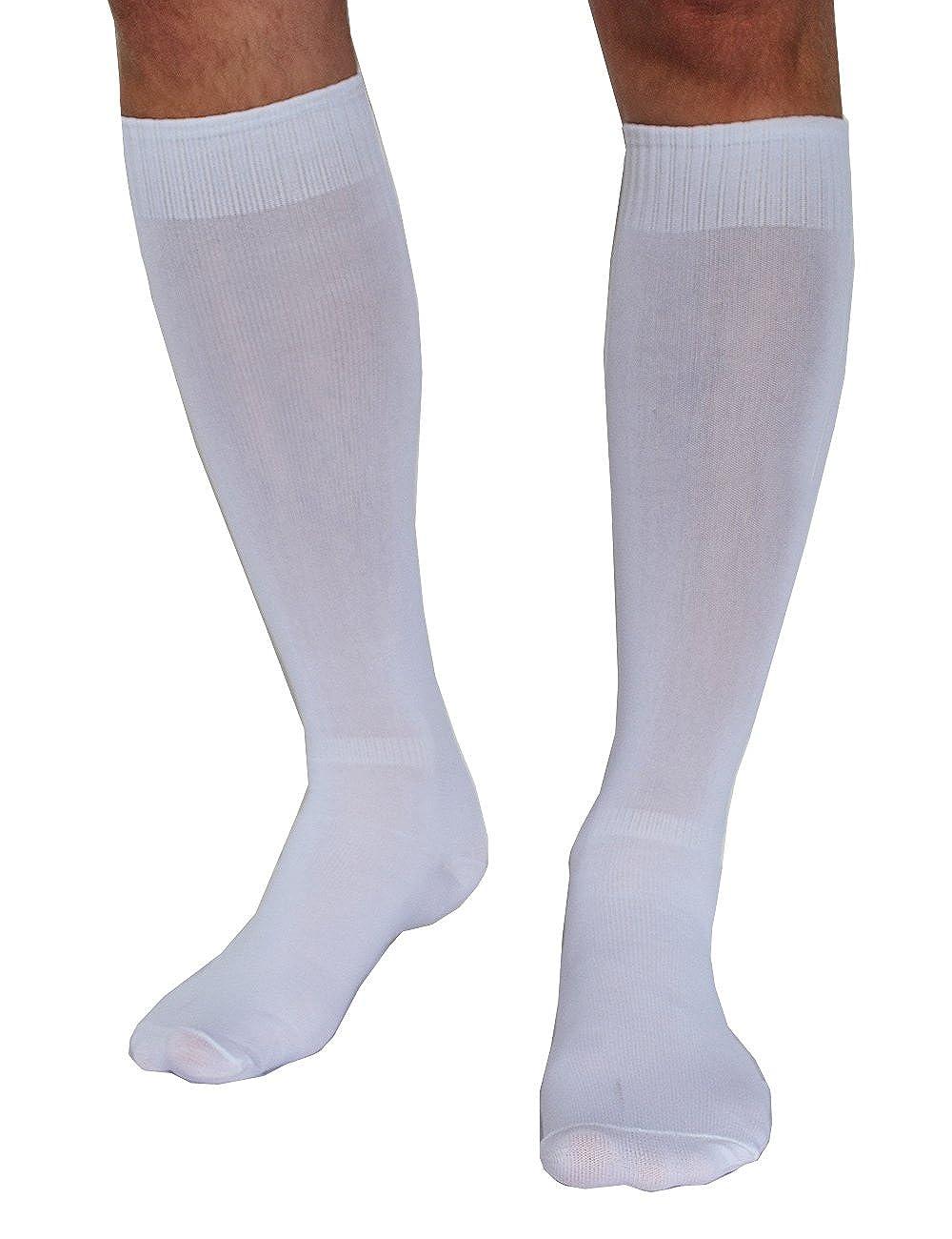 '1er-Pack de 4Voyage Chaussettes Bas de compression pour
