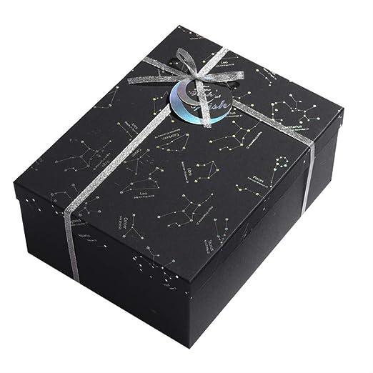 Caja de regalo Exquisito Cumpleaños simple Empresa masculina ...