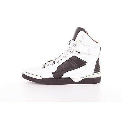 Givenchy BE08034005 Sneakers Femme Noir et blanc Noir et blanc - Chaussures Baskets basses Femme
