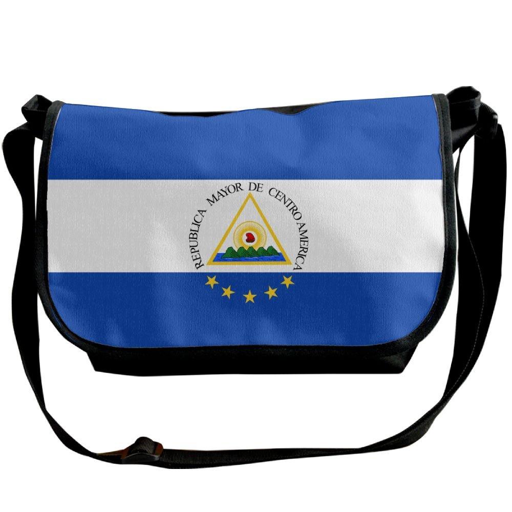 c4cece093e44 free shipping Futong Huaxia Flag Of Honduras--- Travel Messenger Bags  Casual Handbag School