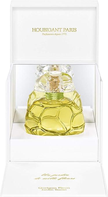 Houbigant Quelques Fleurs Jardin Secret Parfum Extrait, 3.4 Fl Oz