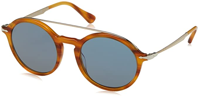PERSOL Persol Herren Sonnenbrille » PO3172S«, braun, 960/56 - braun/blau