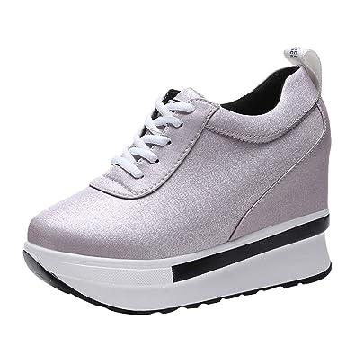 bonne vente de chaussures enfant pas cher Chaussures Femme à Lacets Chaussures écolière Baskets ...