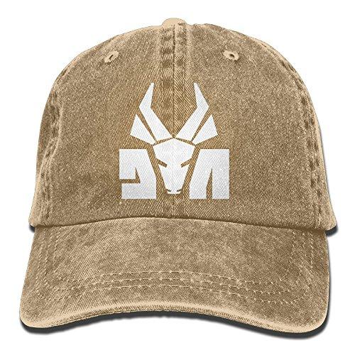 Die-Antwoord-Logo-Adult-Sport-Cowboy-Cap