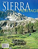 img - for Sierra Heritage - July/August 2002 - covering the Sierra region book / textbook / text book