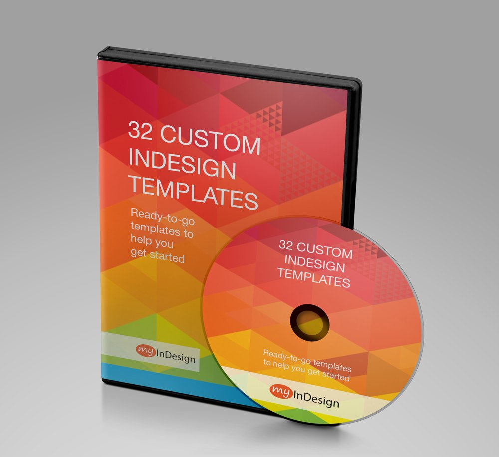Amazon.com: Adobe InDesign Template Pack (32 Ready-to-Go Templates)