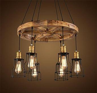 H M Eclairage De Plafond Luminaires Lustre Suspension Lustres En Fer