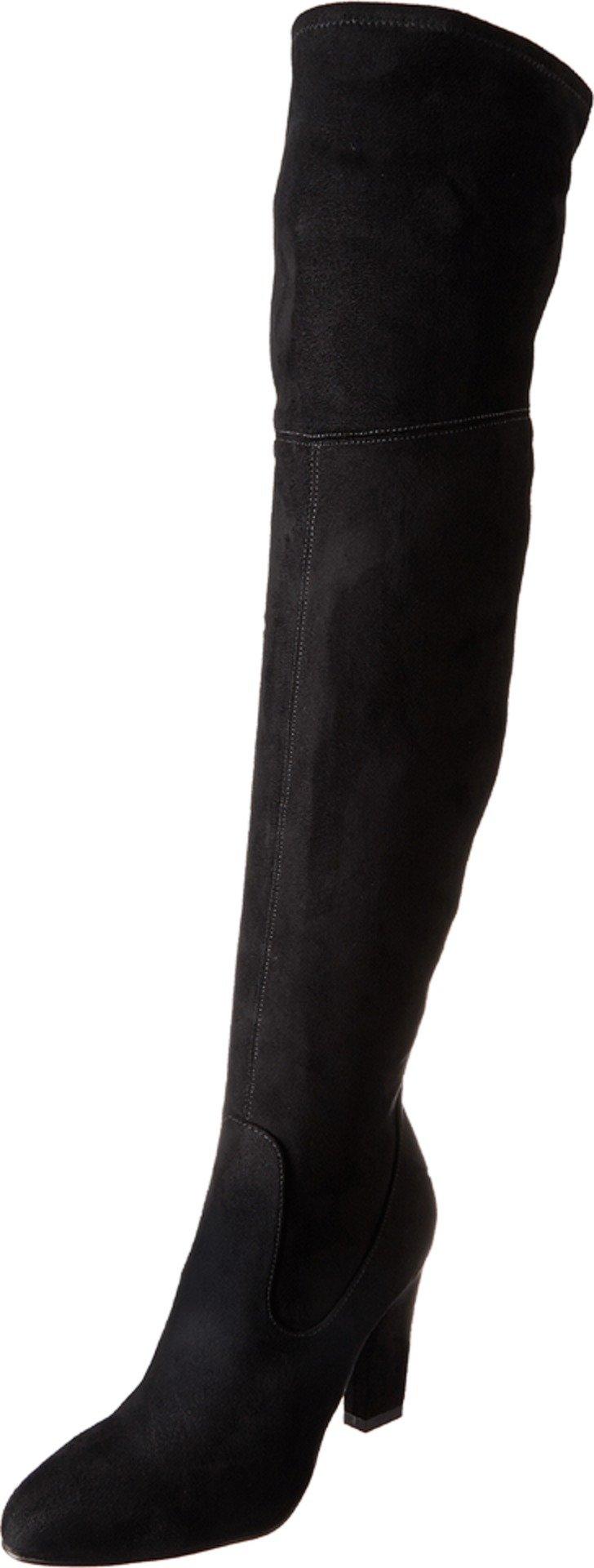 Ivanka Trump Women's Sarena Boot, Black, 8.5 M US