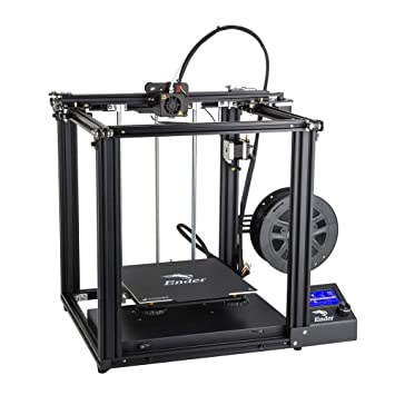 Impresora 3D CREALITY Ender de 5 motores de dos ejes y placa de ...