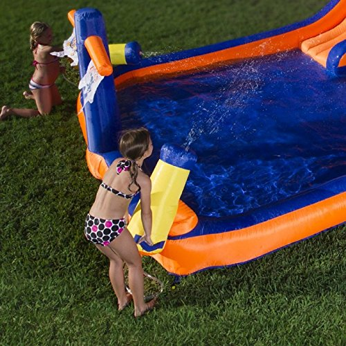 Blast Zone Pirate Bay Inflatable Combo Water Park and Bounce by Blast Zone by Blast Zone (Image #5)