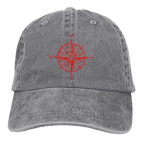 Vintage Baseball Cap Compass Baseball Hat Cap For Men And Women