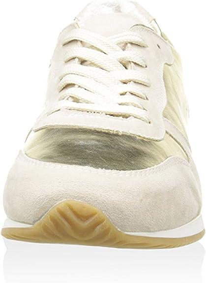 sponsor automa Esercitare  Fiorella Rubino Sneaker Oro/Écru EU 39: Amazon.it: Scarpe e borse