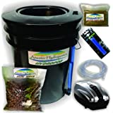 The Atwater HydroPod - Standard A/C Powered DWC Deep Water Culture/Recirculating Drip Hydroponic Garden System Kit - Bubble B