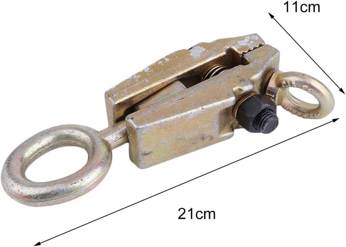 Durable 5 Ton Marco 2 Way Back sistema tensor acentuadas apretones cuerpo auto dual El uso de la herramienta de mano de reparaci/ón Tire de la abrazadera de Altas Prestaciones JBP-X