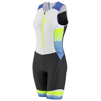 783f8a6b9 Amazon.com   Louis Garneau Women s Pro Carbon Tri Suit (Black Blue ...