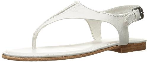 382c5459e5dc FRYE Women s Carson Seam T Flat Sandal