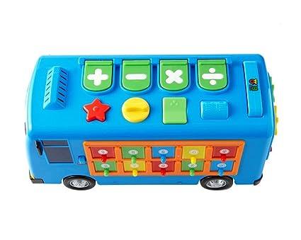 Amazon Com Little Bus Tayo Smart Little Bus Tayo Tayo The Little