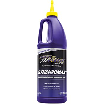Royal Purple ROY01512 Synchromax synthetic CHROMAX, 1 quart