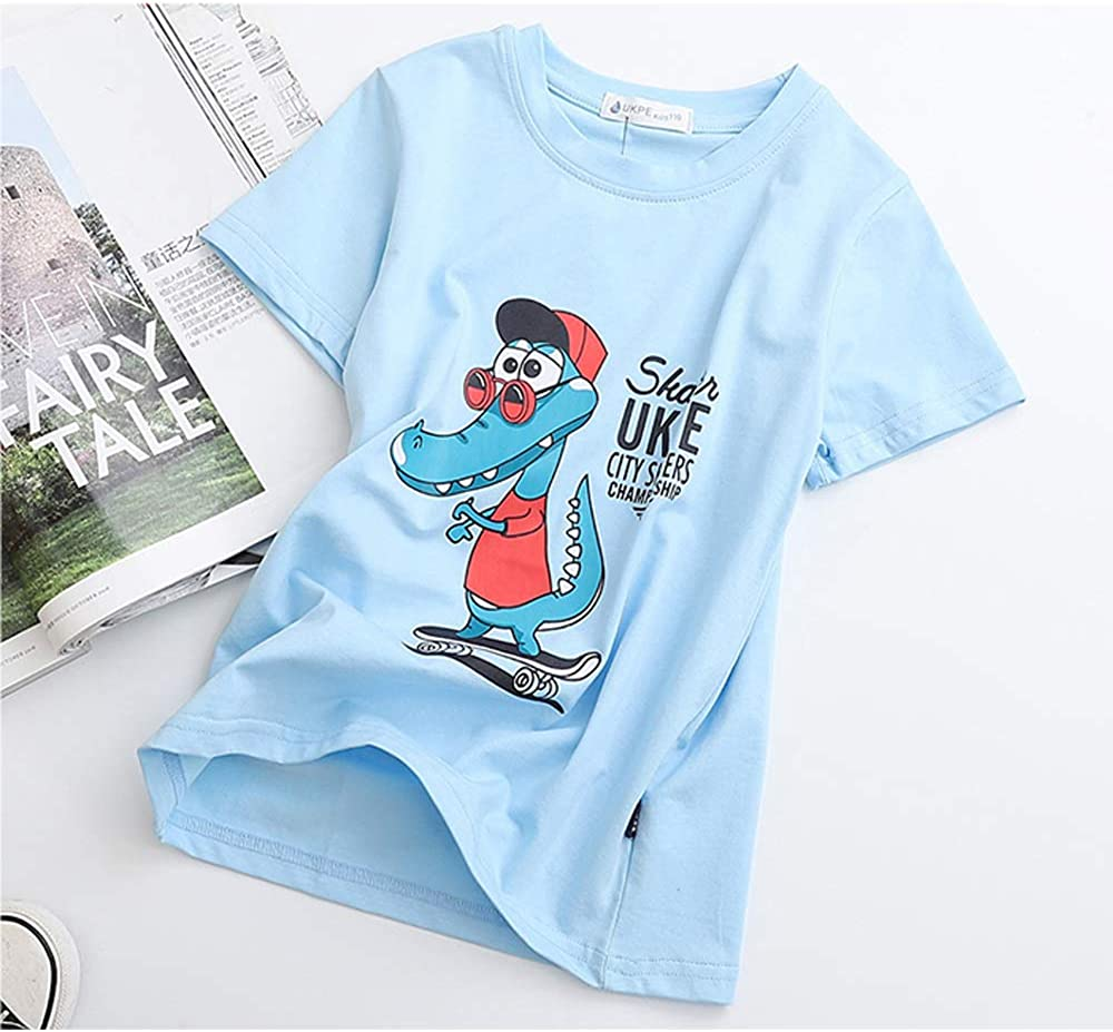 Camiseta para Niños Pequeños Camisetas sin Mangas con Cuello ...