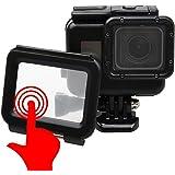 Outtek Waterproof Case for Gopro, Shoot Portable 40M Underwater Waterproof Protective Housing Case Cover with Bracket for GoPro Hero 5 Hero 7 – Black