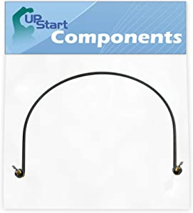 W10518394 Dishwasher Heating Element Replacement for Whirlpool Du1055xtss2, Gu1200xtlb3, Gu2400xtps3, Ps8260087, 8572861, 8563007, Gu2400xtps7, Ap5690151, Du1055xtps4, Du1055xtsq2, Whirlpool
