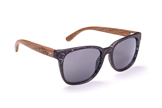 Take A Shot Sonnenbrille Ede: Walnussholz TAS Holz-Sonnenbrille eWPJxb