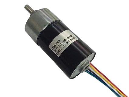12v 1000rpm Electrical Brushless Dc Motor - - Amazon com