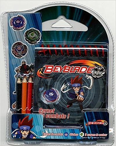 En ligne téléchargement gratuit Beyblade N01 - Carnet de combats ! pdf