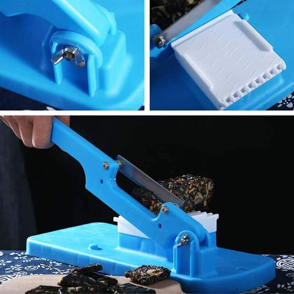 Amazon.com: Multifunctional Table Cutter Kitchen Portable Slicer Vegetables  Bread Ham Meat - Meat Cutter Beef Mutton Roll Meat Cheese Food Slicer  Vegetable Sheet Slicing Machine, Deli Slicer for Home Kitchen: Kitchen &